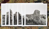 Another image of SEVEN STONES at the HILL of the WITCH: PHOTOGRAPHS by JEAN McMANN Fine Printing JUNGLE GARDEN PRESS 2005 by Jean McMann