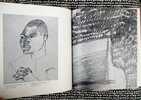 Another image of DRAWINGS of LASAR SEGALL Lithuanian Jewish Brazilian ARTIST Limited Edition Published in São Paulo, Brasil PORTUGUESE & ENGLISH Text