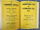 Another image of 1953-54 Original MEDFORD, OREGON, CITY DIRECTORY Including ASHLAND and JACKSON COUNTY with Every RESIDENT & BUSINESS