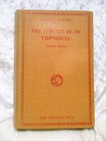 1928 EDWIN MUIR *SIGNED & INSCRIBED* STRUCTURE OF THE NOVEL First Edition HOGARTH PRESS by Edwin Muir
