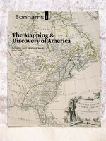 MAPPING & DISCOVERY OF AMERICA Bonhams Auction Catalog ILLUSTRATED