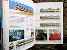 Another image of Vintage JAPAN EXPRESS TRAINS Japanese Book in Slipcase FULLY ILLUSTRATED Rails Railways 1982