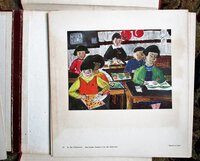 1940 DRAWINGS BY JAPANESE CHILDREN Pre WW2 Propaganda Meant to Generate Sympathy Towards Japan