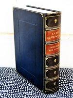 KATE GREENAWAY BIOGRAPHY Fine Binding Full Leather & Gilt SANGORSKI & SUTCLIFFE 1905 by M. H. Spielmann and G. S. Layard