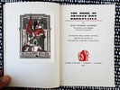 Another image of 1933 BOOK OF ARTISTS' OWN BOOKPLATES Ruth T Saunders FIRST 1/360 Association Copy by Ruth Thomson Saunders