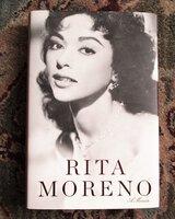RITA MORENO Memoir HAND SIGNED & INSCRIBED First Edition / First Printing by Rita Moreno