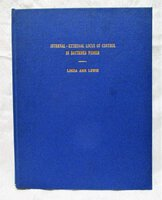 1982 PhD Thesis LOCUS OF CONTROL IN BATTERED WOMEN Psychology Dissertation by Linda Ann Lewis