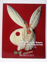 YEAR OF THE RABBIT: THE PLAYBOY COLLECTION Christie's Auction ILLUSTRATED 2010 by Playboy