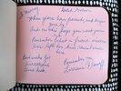 Another image of 1941 BROOKLYN JUNIOR HIGH SCHOOL AUTOGRAPH BOOK - PS 149 East New York Junior High School