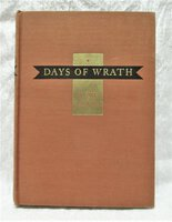 1936 ANDRÉ MALRAUX **SIGNED** DAYS OF WRATH First American Ed, ASSOCIATION COPY by Andre Malraux