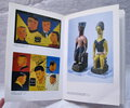 Another image of AFRICAN SIGNBOARDS AND COLON STATUES BARBERSHOP Hairdresser SIGNS & Colonial STATUES Rare AFRICAN FOLK ART Catalogue
