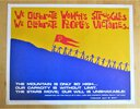 Another image of POSTER of WOMEN CELEBRATING the CLOSING OF VIETNAM CON SON WOMEN'S PRISON 1975