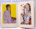 Another image of 1928 AMERICAN INDIAN PORTRAITS Blackfeet WINOLD REISS Vintage ART DECO Catalogue American Indian Portraits