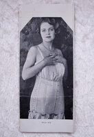 1910 Ferris Brothers CORSET Company GOOD SENSE Garments CATALOG Vintage LINGERIE by Ferris Brothers