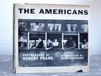 THE AMERICANS Robert Frank 1959 FIRST EDITION Grove Press JACK KEROUAC 1ST Printing by Robert Frank, Jack Kerouac (Introduction)