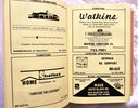 Another image of 1972 Original WACO, TEXAS, CITY DIRECTORY with EVERY RESIDENT & BUSINESS