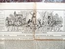 Another image of 1865 LIBERATOR ANTI-SLAVERY ABOLITIONIST Newspaper IMPORTANT FINAL ISSUE with UNPUBLISHED ABRAHAM LINCOLN TEXT by William Lloyd Garrison, Abraham Lincoln