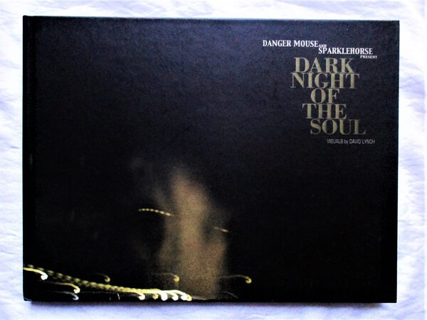 DARK NIGHT OF THE SOUL **SIGNED** by SPARKLEHORSE (Mark Linkous), DANGER MOUSE, and DAVID LYNCH Ltd. First Ed. 1/5000 Illustrated Book w/ CD by Sparklehorse and Danger Mouse