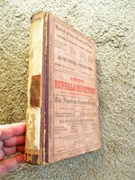 1860 BUFFALO DIRECTORY w/ EVERY RESIDENT & BUSINESS Association Copy + Cool Ads