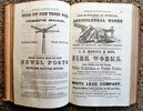 Another image of 1860 BUFFALO DIRECTORY w/ EVERY RESIDENT & BUSINESS Association Copy + Cool Ads