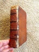 1738 LATIN GERMAN LEXICON Compendium Universae Latintatis in Exercitia Germanica by Friedrich Hermann Ludwig MUZELL