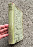 1911 MONTPELIER, VERMONT, CITY DIRECTORY w/ Every RESIDENT & BUSINESS