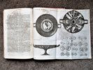 Another image of 1754 Folio Book on the HERCLEAN TABLETS w/ MAP + 10 Large PLATES - COMMENTARIORUM IN REGII HERCULANENSIS MUSEI AENEAS TABULAS HERACLEENSES Pars I and Pars II by MAZOCHI / ALEXII SYMMACHI MAZOCHII / Alexius Symmachus Mazochius