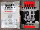 Another image of BEATS & COMPANY - PHOTOGRAPHS of BEAT WRITERS Great Association Copy with HANDWRITTEN SIGNED CARD by SAMUEL CHARTERS & SIGNED NOTE by ANN CHARTERS Laid In, both to ROBERT HAWLEY of OYEZ PRESS by Ann Charters