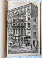 1877 McKESSON & ROBBINS PHARMACY CATALOG Drugs Chemicals Pharmaceuticals RARE