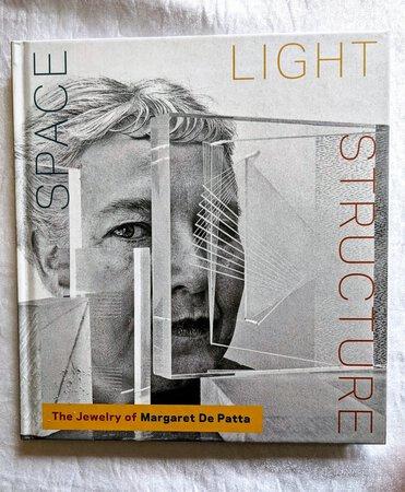 2012 SPACE LIGHT STRUCTURE - THE JEWELRY OF MARGARET DE PATTA Modernist Bauhaus by MARGARET DE PATTA