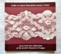 LACES from the PRAGUE JEWISH MUSEUM Synagogue Textiles, Shpanyer Arbet, Wedding Covers, Lace Clothing by Dana Veselska