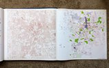 Another image of URBAN ATLAS : 20 AMERICAN CITIES w/ 64 Fold-Open Color MAPS Rare FOLIO by Renowned ARCHITECTS by Joseph R. Passonneau and Richard Saul Wurman