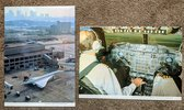 Another image of 1974 CONCORDE SUPERSONIC JET - TEST FLIGHT INFO SHEETS & LARGE PUBLICITY PHOTOS