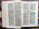 Another image of 1572 BISHOPS' BIBLE - 1st & 2nd BOOK OF MACCABEES - COMPLETE ORIGINAL FOLIO LEAVES with ENGRAVED MAP