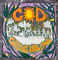 1967 Original HAIGHT ASHBURY Psychedelic Head Shop Poster MARI TEPPER Drugs GOD