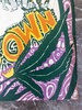Another image of 1967 Original HAIGHT ASHBURY Psychedelic Head Shop Poster MARI TEPPER Drugs GOD