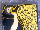 Another image of 1966 ORIGINAL Poster GRATEFUL DEAD Wes Wilson FILLMORE San Francisco ~ BG 38 OP