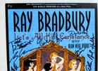 Another image of SIGNED POSTER from RAY BRADBURY'S PANDEMONIUM THEATRE - LET'S ALL KILL CONSTANCE - Signed by BRADBURY and CAST by Ray Bradbury