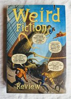 WEIRD FICTION REVIEW #9 Centipede Press NEW in SHRINKWRAP Fantasy Supernatural by S. T. Joshi, et al