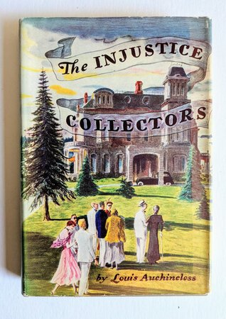 1950 AUCHINCLOSS His 2nd Book **SIGNED** First Edition COPY of RENOWNED BOOK COLLECTOR MURDERED BY HIS WIFE FOR HAVING TOO MANY BOOKS by Auchincloss