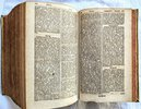 Another image of 1726 GERMAN PHILOSOPHICAL LEXICON First Edition SIGNED by J. F. CLASSEN Important Association Copy in Vellum Covers by Johann Georg Walch